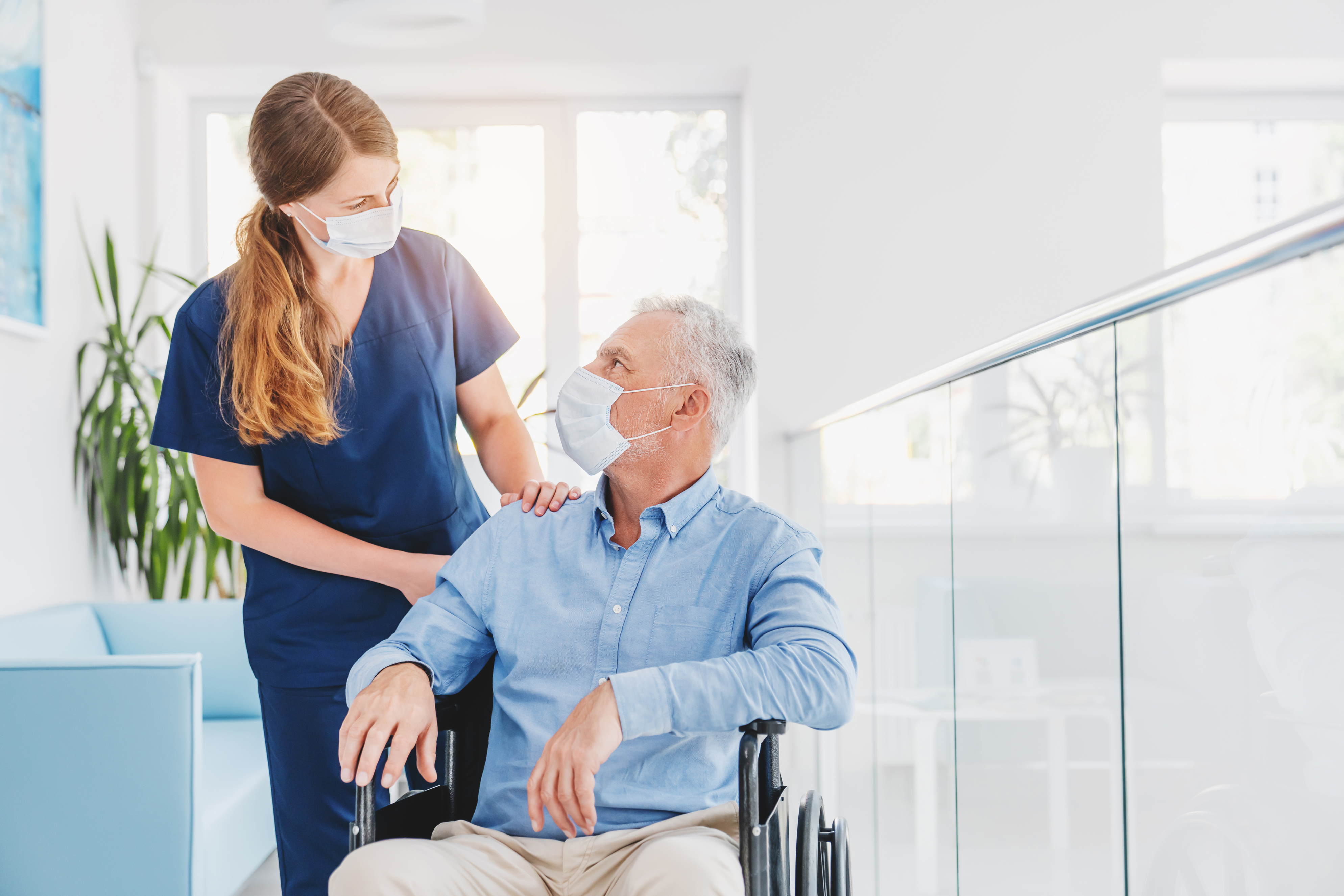 The Impact of Infections in Seniors Care